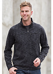 Carson Space-Dyed Fleece Pullover