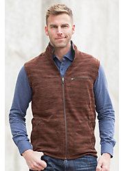 Carson Space-Dyed Fleece Vest