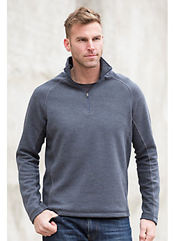 Henry Italian Wool and Cotton Blend Pullover