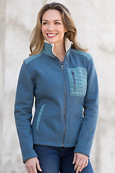 Jenny Fleece Jacket