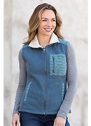 Jenny Fleece Vest