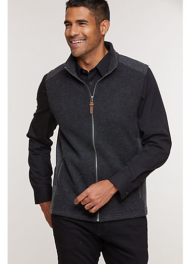 Amerigo Italian Wool-Blend Vest