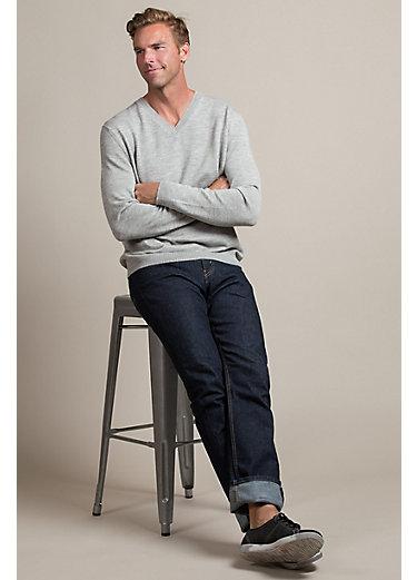 Alexander Alpaca Wool Pullover Sweater