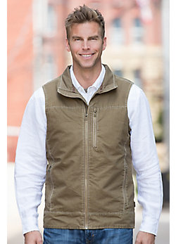 Kuhl Burr Canvas Vest
