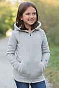 Kuhl Girls Apres Hooded Fleece Jacket
