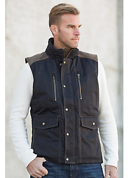 Kuhl Arktik Cotton-Blend Down Vest