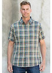 Kuhl Skorpio Linen-Blend Shirt