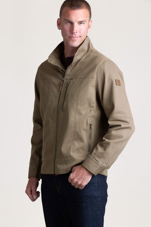 Cruz Cord Cotton Jacket