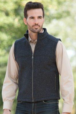 Ibex Arlberg Short Merino Wool Vest