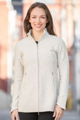 Ibex Backbay Merino Wool Jacket