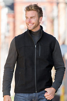 Ibex Scout Jura Merino Wool Sweater Vest