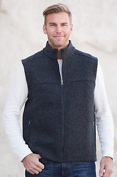 Ibex Arlberg Merino Wool Sweater Vest