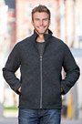 Ibex Arlberg Merino Wool Sweater Jacket