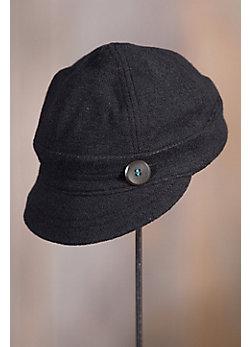 Ibex Women's Boucle Merino Wool Schoolboy Cap