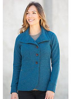 Ibex Reese Merino Wool Sweater Jacket