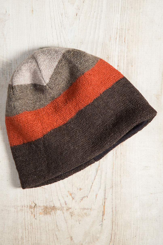 1e98c11e3df Ibex Quad Loden and Merino Wool Beanie Hat