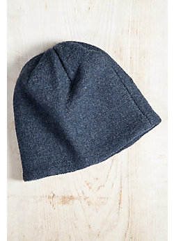 Ibex Loden and Merino Wool Beanie Hat