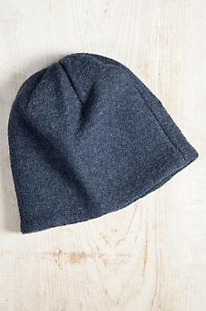 Ibex Loden and Merino Wool Beanie Hat