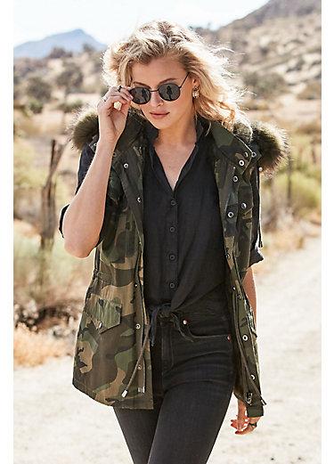 Women's Mink Fur Coats | Overland