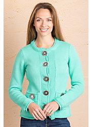 Good Golly Cotton Cardigan Sweater