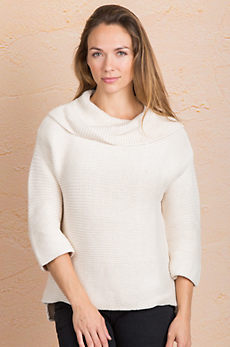Tina Cotton Pullover Sweater