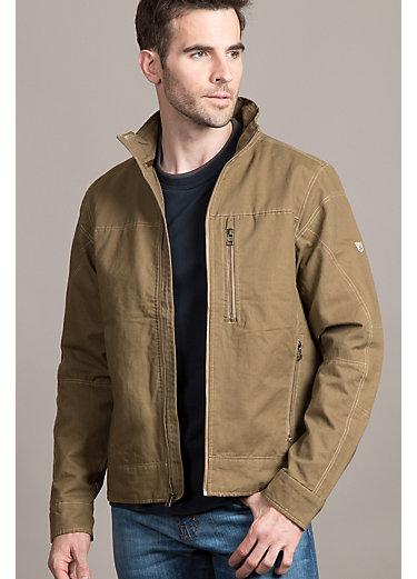 Kuhl Burr Canvas Jacket