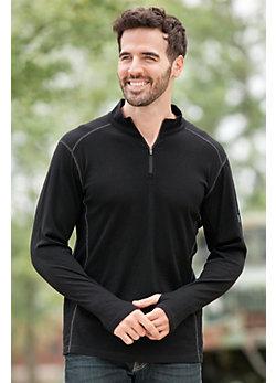 Kuhl Skar 1/4-Zip Merino Wool Crew Shirt