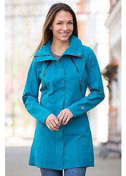Kuhl Joni Waterproof Trench Coat