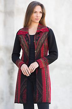 Cornelia Alpaca Wool Sweater