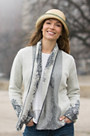 Natalie Alpaca Wool Cardigan Sweater
