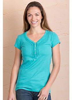 Kuhl Vega Henley Organic Cotton Shirt