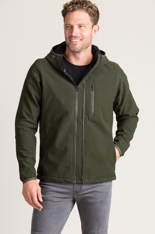 Kuhl Relik Water-Resistant Hooded Jacket
