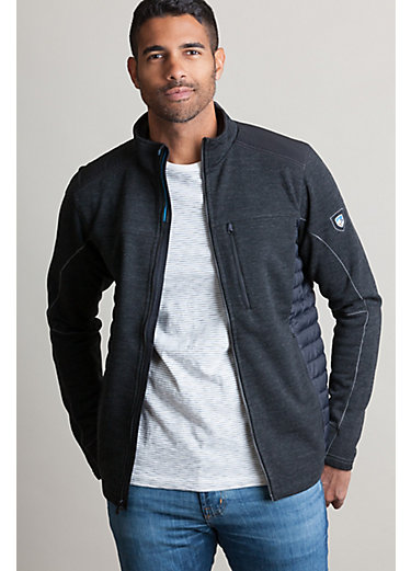 Kuhl Alskar Wool-Blend Fleece Jacket