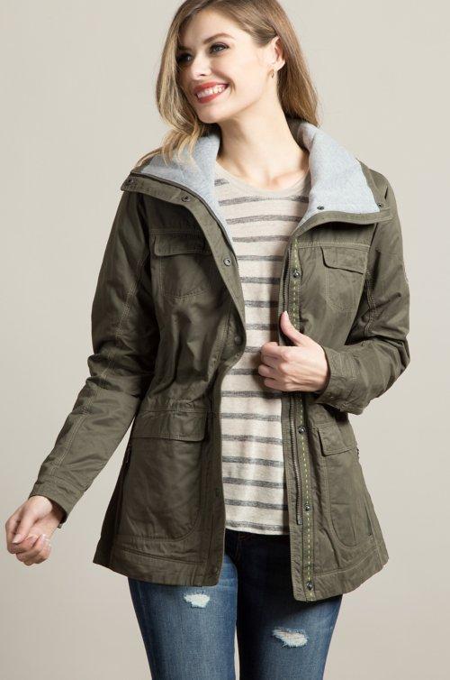 Kuhl Lena Water-Resistant Jacket