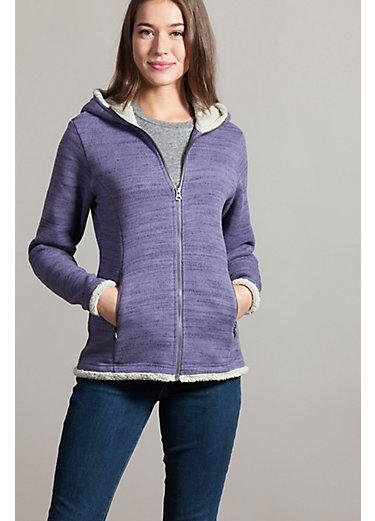 Kuhl Alska Hooded Fleece Jacket
