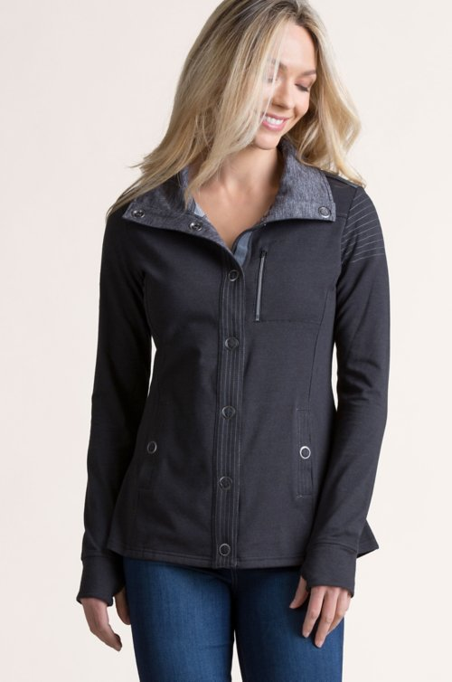 Kuhl Krush Cotton-Blend Jacket