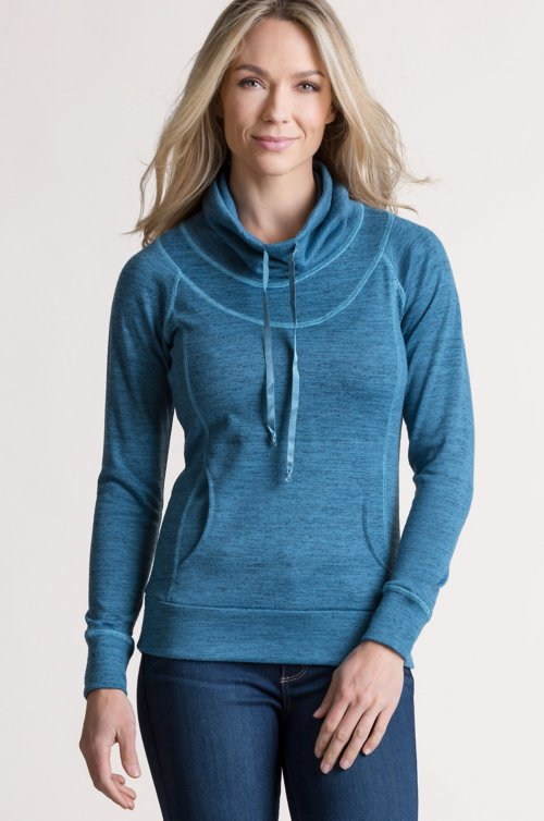 Kuhl Lea Heather Pullover Sweater