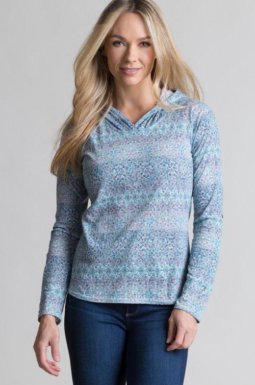 Kuhl Artisan Cotton-Blend Hooded Pullover