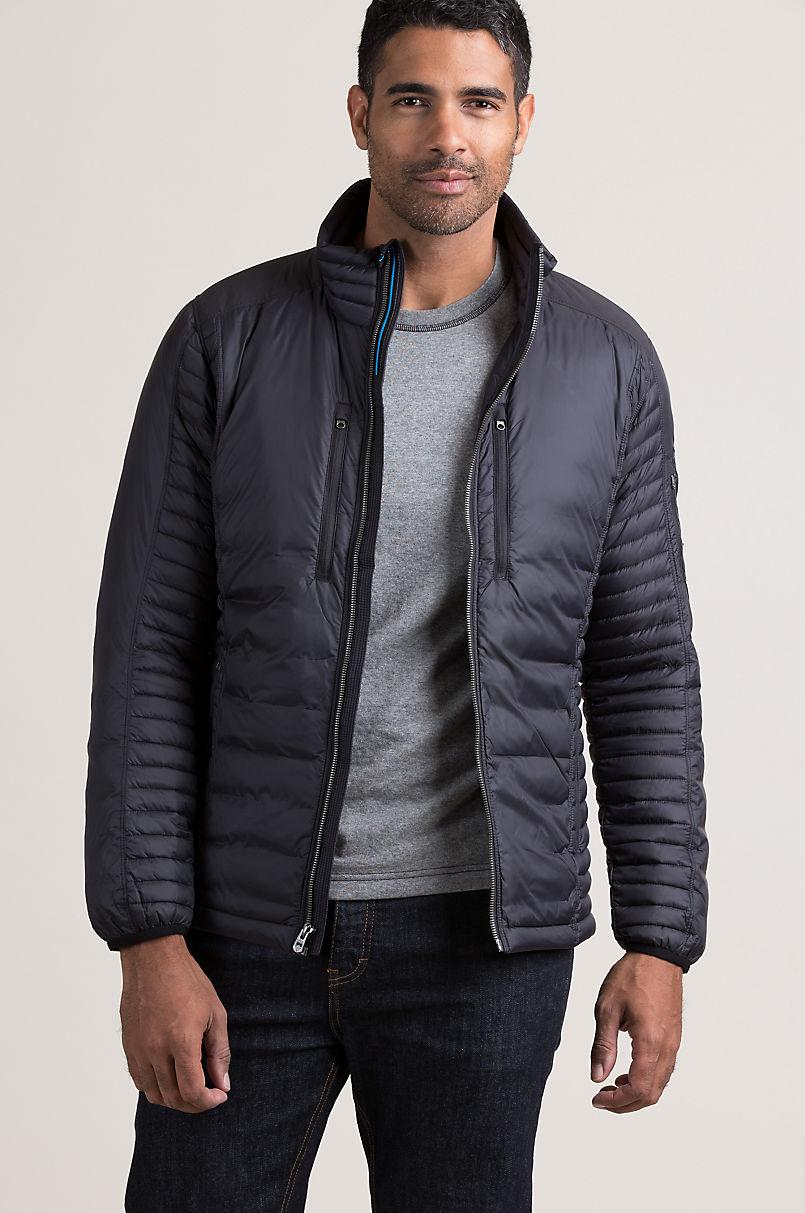 Kuhl Spyfire Water-Resistant Down Jacket