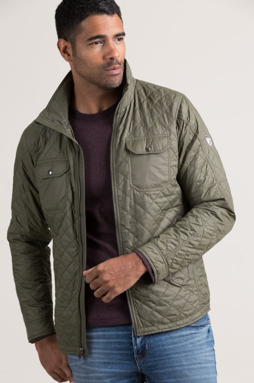 Kuhl Kadence Quilted Shirt Jacket