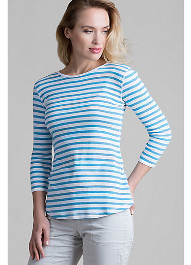 Kimberly Peruvian Organic Cotton Pullover Shirt