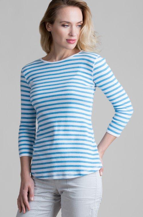 Kimberly Peruvian Organic Cotton Pullover Shirt
