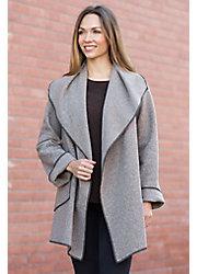 Janska Boulder Fleece Coat