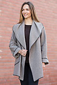 Janska Boulder Fleece Coat