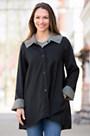 Janska Drew Reversible Lightweight Coat