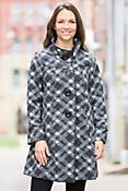 Janska Becka Fleece Coat