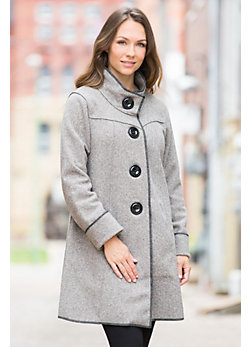 Janska Becka Fleece Coat