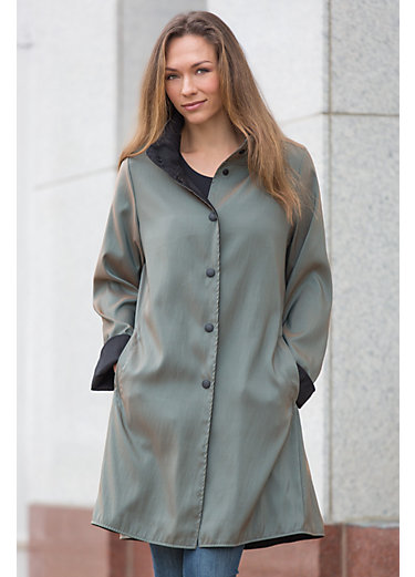 Janska Simone Reversible Lightweight Coat