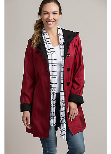 Janska Madison Reversible Lightweight Coat