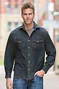 Axtell Chambray Cotton Shirt